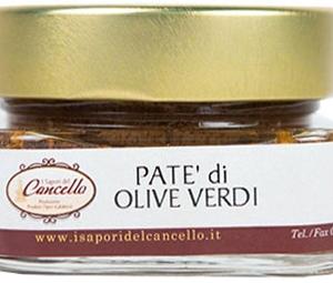 patè di olive verdi